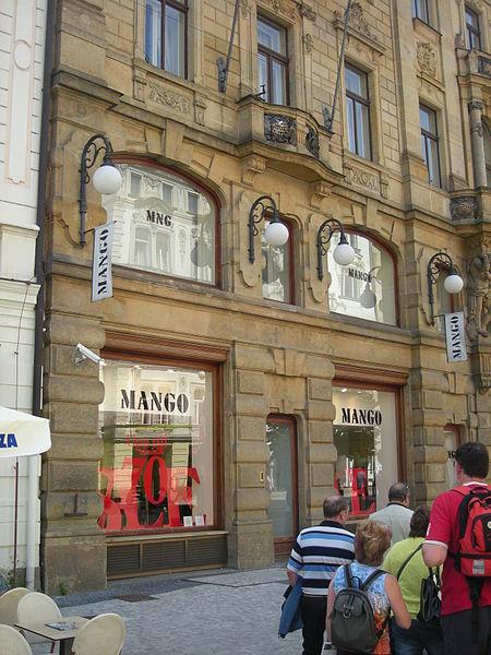 Mango oblečení – praha ostrava i brno http blog mapaobchodu cz