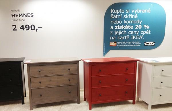 Ikea pax akce